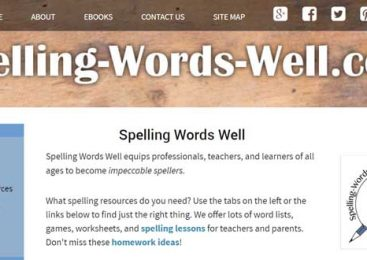 Find your spelling word list on Spelling Words Well
