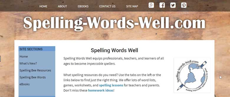 spelling word list - Find your spelling word list on Spelling Words Well
