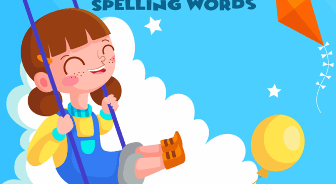 3rd grade Spelling Words? Here they are.