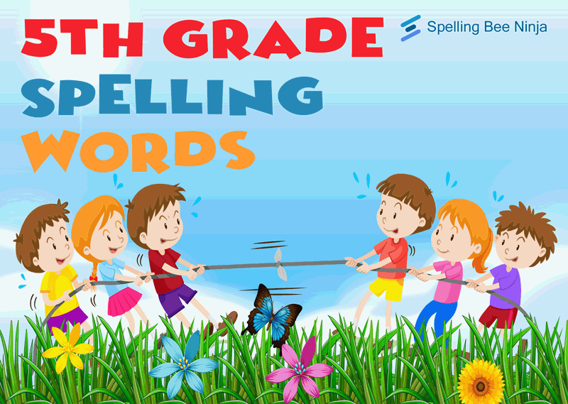 5th Grade Spelling Words