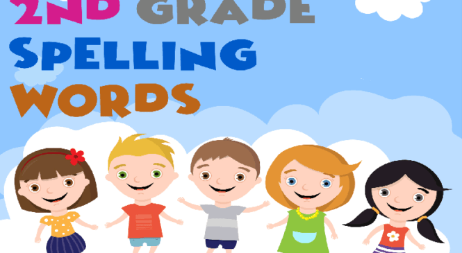 Do you need 2nd grade Spelling Words?