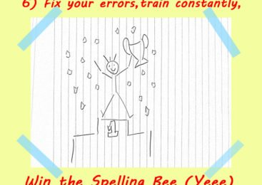 How to use Spelling Bee Ninja by pictures