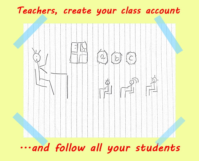 7 spelling class account - How to use Spelling Bee Ninja by pictures