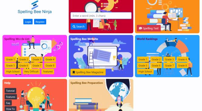 Spelling Bee Webapp
