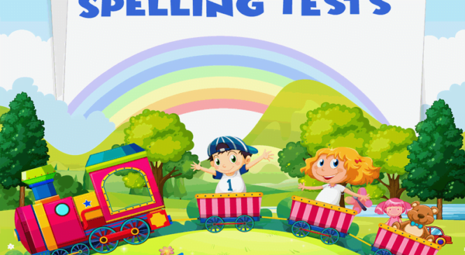 Spelling Test to check your preparation level