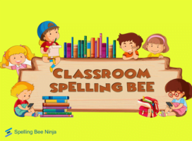 How to organize a mock spelling bee at your school in 7 steps
