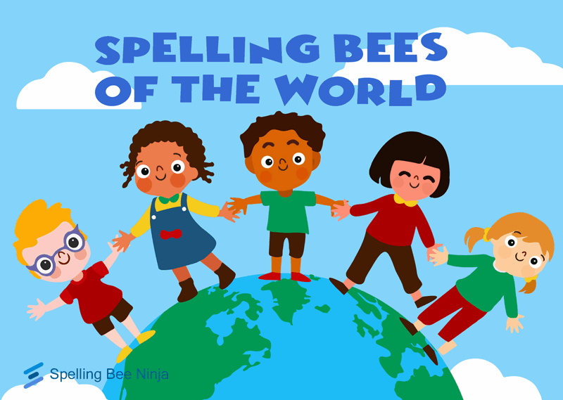 spelling bee of the world