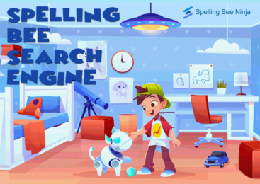 Spelling words search and words list building