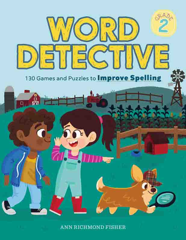 Word detective by Ann Fisher