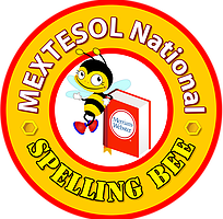 Mexican MEXTESOL Spelling Bee logo