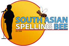 The South Asian Spelling Bee logo