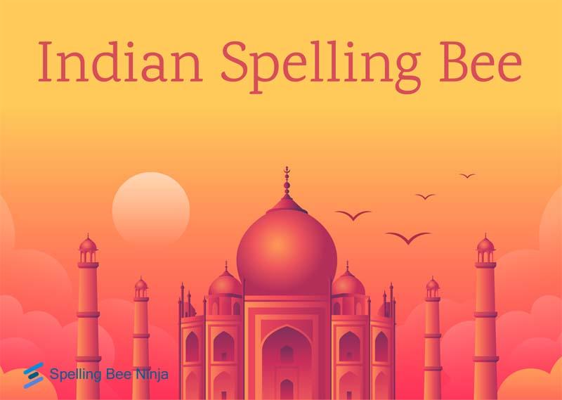indian spelling bee