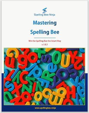 mastering spelling bee book