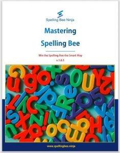 mastering spelling bee