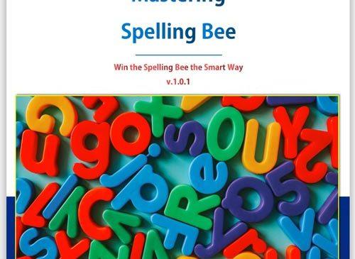 Free Spelling Bee Manual
