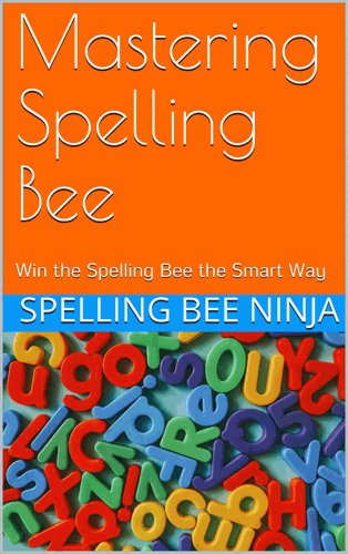 spelling bee training book