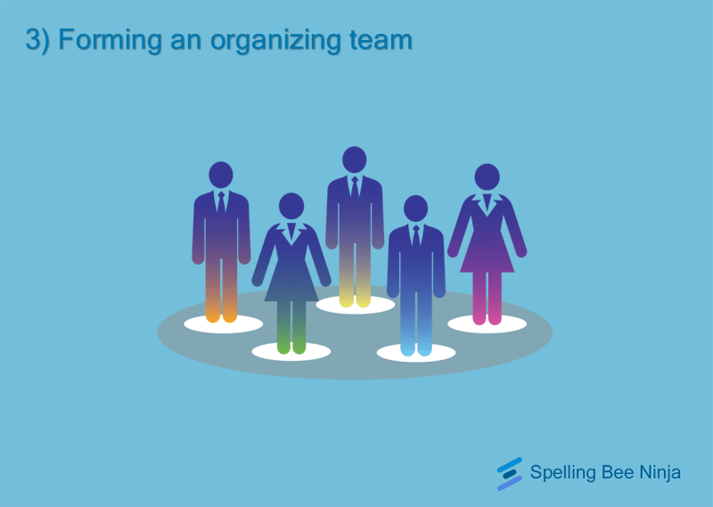 Forming an organizing team