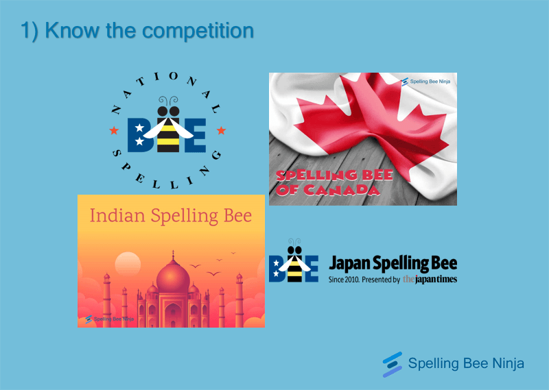 spelling competition of the world
