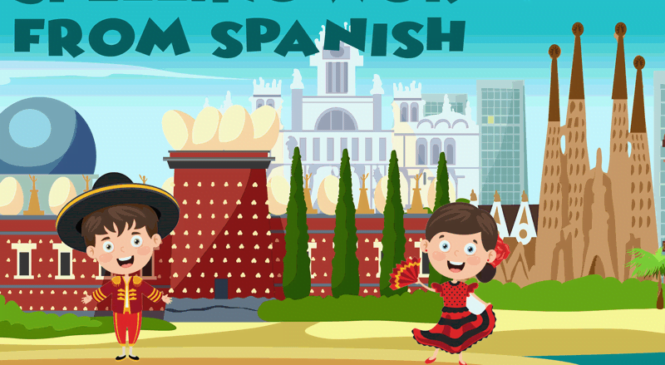 Featured Word List – Spanish Words