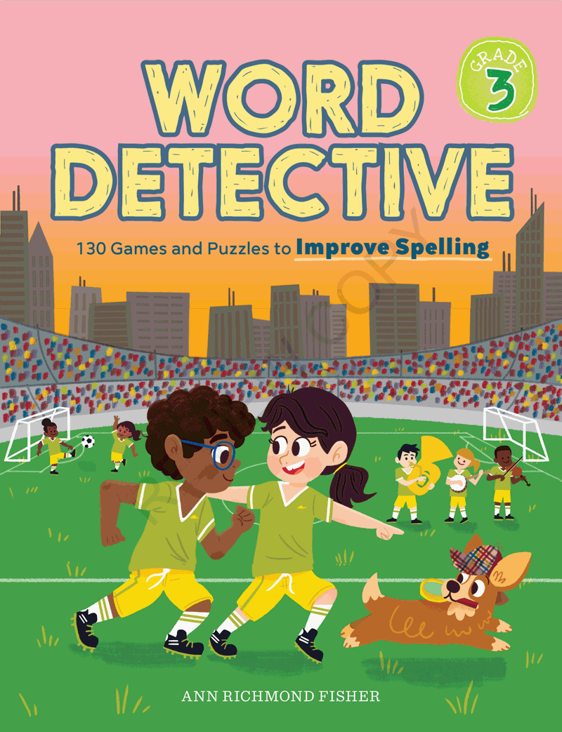 word detective 3 by ann fisher