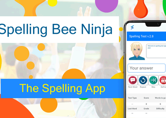 Get the Most Advanced Spelling Bee Mobile App.