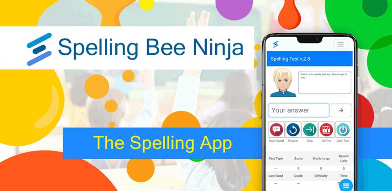 spelling bee ninja app