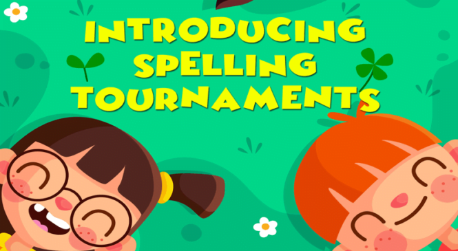 Introducing Spelling Tournaments